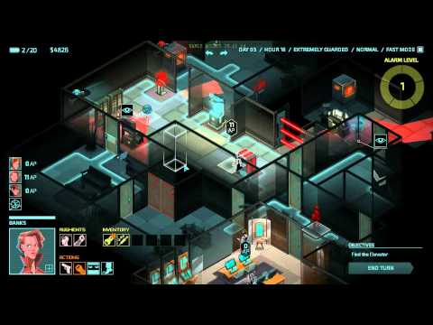 Invisible Inc Story 12 Memory Check