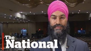 Jagmeet Singh on winning the NDP leadership