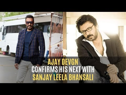 Ajay Devgn Confirms The Much Awaited Reunion Of Him And Sanjay Leela Bhansali Mp3