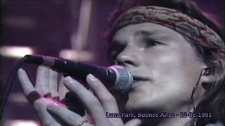 a-ha live - You Are the One (HD) - Luna Park, Buenos Aires - 10-06-1991