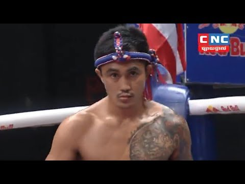 Seng Sroeun vs Leamphit(thai), Khmer Boxing CNC 24 March 2018, Kun Khmer vs Muay Thai