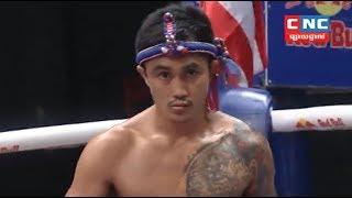 Seng Sroeun vs Leamphit(thai), Khmer Boxing CNC 24 March 2018, Kun Khmer vs Muay Thai
