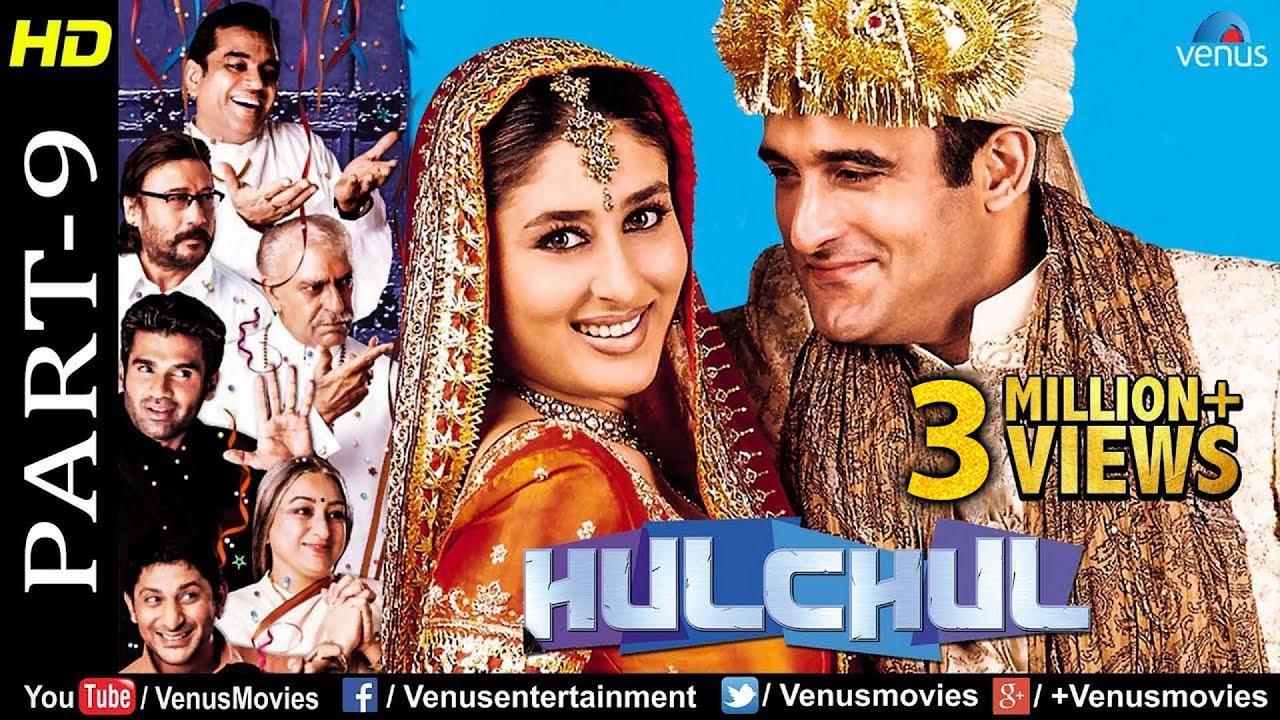 Hulchul -Part 9   Paresh Rawal,Kareena Kapoor,Akshaye Khanna & Arshad Warsi  Bollywood Comedy Sc