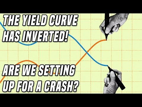 The Yield Curve Inverted | Why It's Time For Bitcoin & Gold To Rise