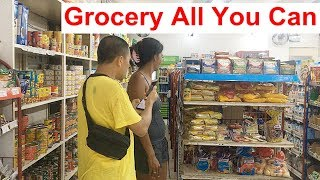 GROCERY ALL YOU CAN