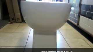 Rak Series 600 Back To Wall Toilet