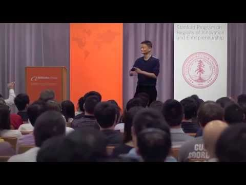 Jack Ma Ideas & Technology can change the world