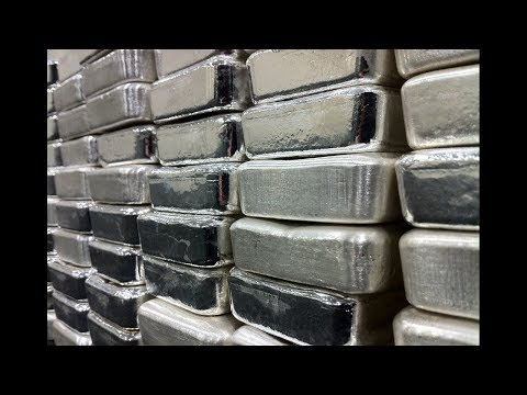 Full Stack Silver Bars: EPIC 1,200 oz Musical Showcase 🎶
