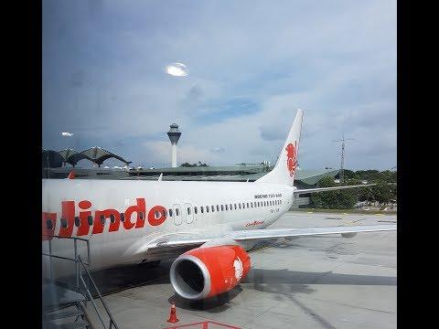 Malindo Air Business Class KUL ~ PEN