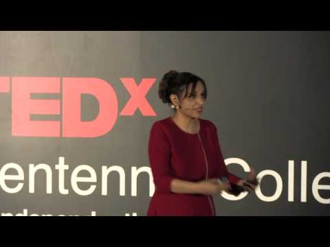 Consider a Change in Career | Aditi Dubey | TEDxCentennialCo