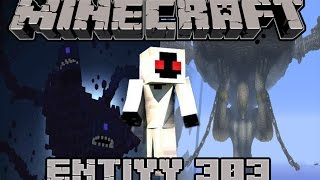 EL MAYOR SECRETO DE MINECRAFT! - ENTITY 303 (MOB OCULTO)