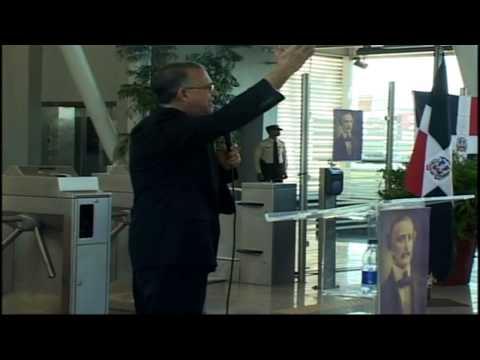 Metro de Santo Domingo: Homenaje póstumo a Juan Pablo Duarte