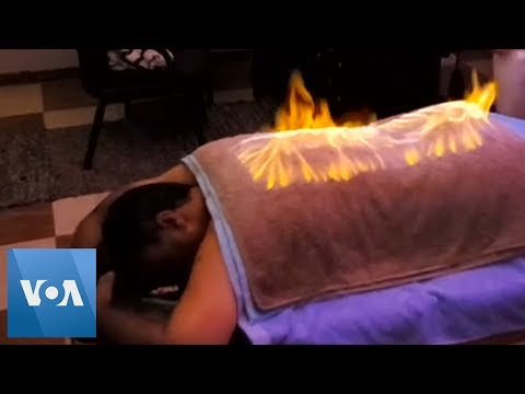 Catfish - Stressed Out? Grab a Fire Massage