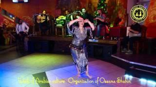 Yasmin Al-Asuan Week of Arabian culture in SPb