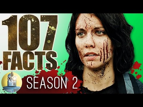 107 The Walking Dead Season 2 Facts You Should Know Cinematica