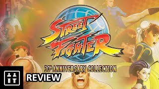 Watch our review for the Street Fighter 30th Anniversary Collection...