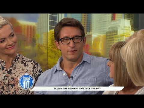 Jonathan LaPaglia Prepares For Survivor Finale | Studio 10
