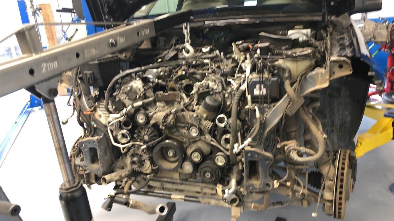 mercedes gl450 engine diagram wiring diagram centre mercedes benz 2014 gl450 engine misfire diagnosis and repair [ 1280 x 720 Pixel ]
