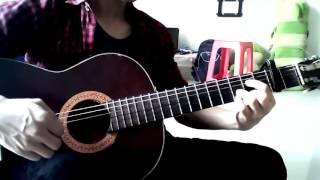 Mua Dong Yeu Thuong (Aloha) guitar solo