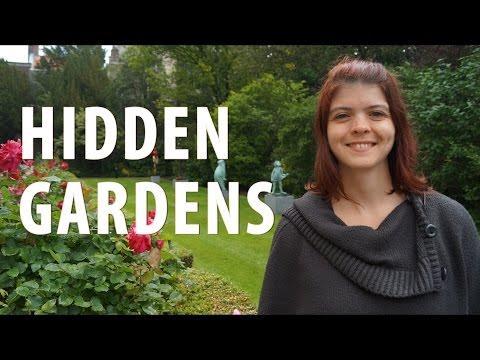 Hidden Gardens of Amsterdam