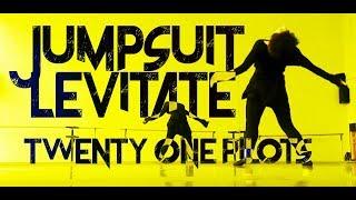 TOP - Jumpsuit + Levitate - The Dancer in Black