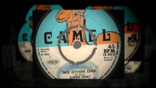 owen gray - no other one - camel records - ca60