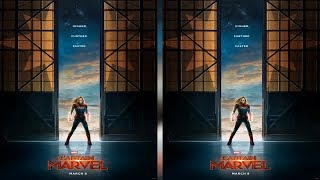 First Captain Marveltrailer introduces Brie Larson's high-flying hero
