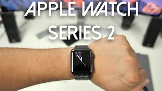 Apple Watch Series 2 Review & Comparison (Space Black Stainless Steel)