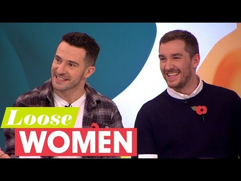 Emmerdale's Mike Parr and Anthony Quinlan Tease Who Killed Emma Barton | Loose Women