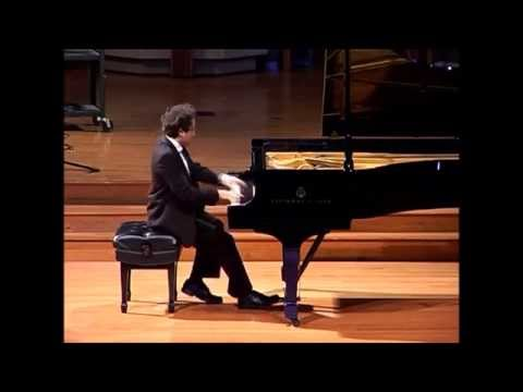 Stravinsky Trois movements de Pétrouchka - Kyle Orth piano complete live