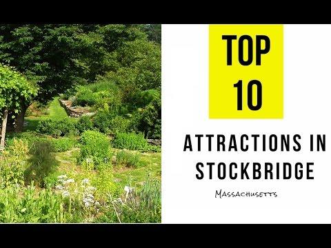 Top 10. Best Tourist Attractions in Stockbridge, Massachusetts