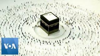 Saudi Arabia: Hajj Limited to 60,000 in Kingdom