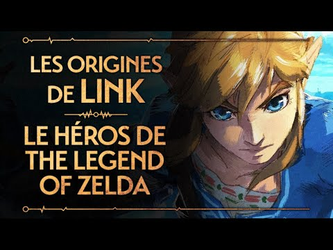 PVR #1 : LINK - LE HÉROS DE THE LEGEND OF ZELDA
