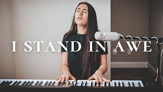I STAND IN AWE // worship cover