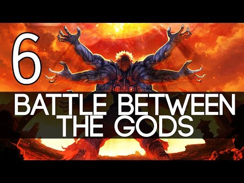 [6] Battle Between the Gods (Let's Play Asura's Wrath w/ GaLm)