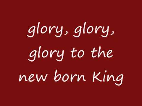 Mariah Carey - Jesus Oh What A Wonderful Child (lyrics on screen)