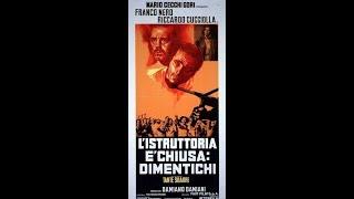 Disordini (L'istruttoria è chiusa: dimentichi) - Ennio Morricone - 1971