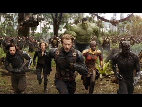 Bộ Phim Avengers: Cuộc Chiến Vô Cực Của Marvel Studios | Teaser Trailer thumbnail