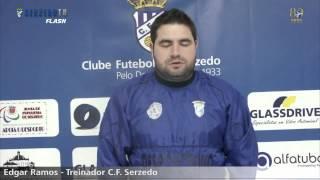 SerzedoTV - BlueFlash - Juniores C.F. Serzedo 1 vs 2 Boavista FC (Full HD)