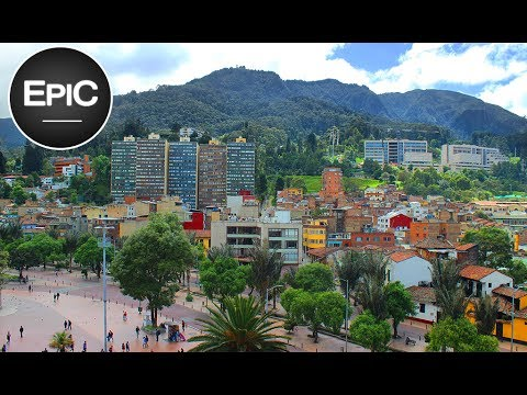 Quick City Overview: Bogotá, Colombia (HD)
