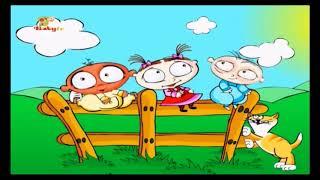 Üç Küçük Afacan - Three Little Toddlers - Baby TV Türkçe