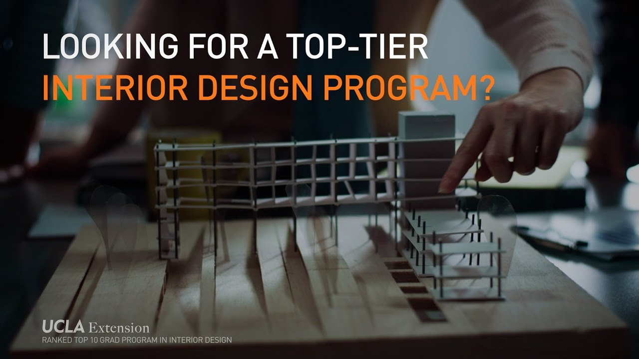Ucla Extension Master Of Interior Architecture Program Top 10 Nationwide Youtube