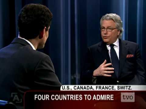 Eric Margolis: Four countries