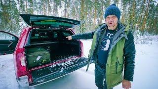 Mercedes X Class 2019 (Часть 2), Ты Всё Же Хорош?