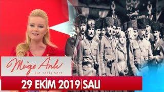 Müge Anlı ile Tatlı Sert 29 Ekim 2019 - Tek Parça
