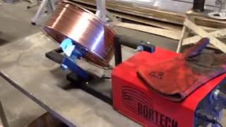 Alumatech Marine Bore welding, Bore repair, Line Boring