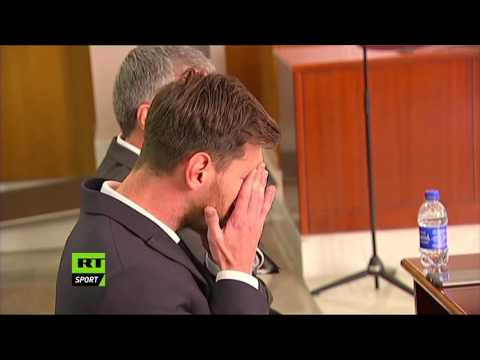 'I knew nothing,' Messi claims in court at tax fraud trial