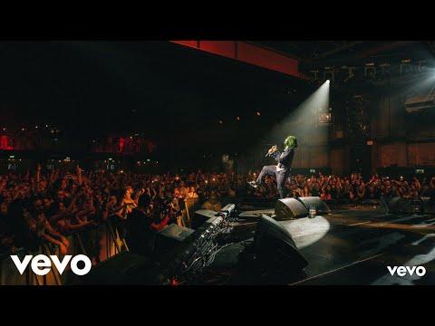 Yungen ft. Mr Eazi - Full Live Set from #VevoHalloween 2017