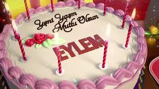 İyi ki doğdun EYLEM - İsme Özel Doğum Günü Şarkısı