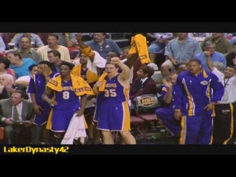 2000-01 Los Angeles Lakers Championship Season Part 4/4